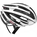 rh+(アールエイチプラス) Helmet Bike ZY EHX6061 02 L/XL Matt White-Matt Black L/XL