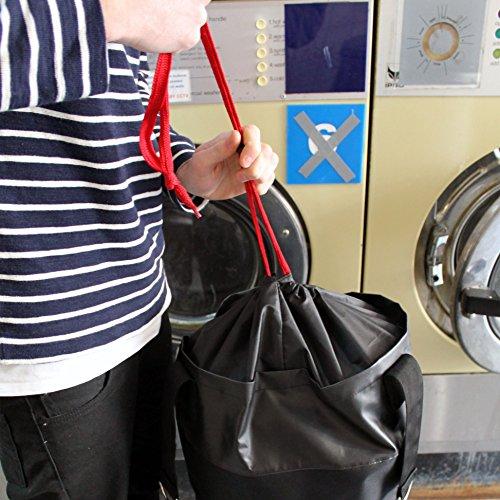 SUCK UK Punch Bag Drawstring Laundry Bag