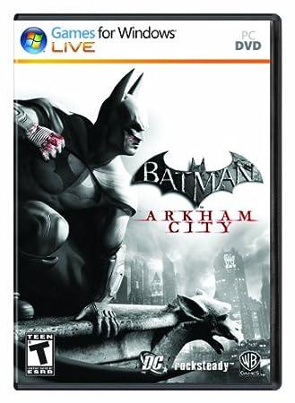 Batman Arkham City Amazon Exclusive
