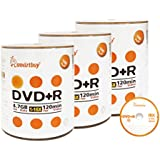 Smart Buy 300 Pack DVD R 4.7gb 16x Logo Blank Data Video Movie Recordable Disc 300 Disc 300pk