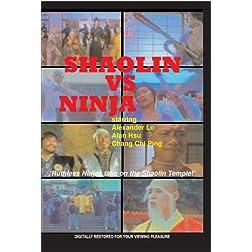 Shaolin vs Ninja
