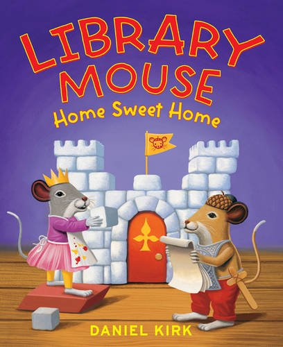 Library Mouse Home Sweet Home 5