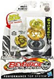 Beyblades Metal Masters Stamina Battle Top #BB88 Hades Kerbecs