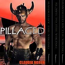 Pillaged | Livre audio Auteur(s) : Claudia North Narrateur(s) : Andrew Tate, Jennifer Coulson