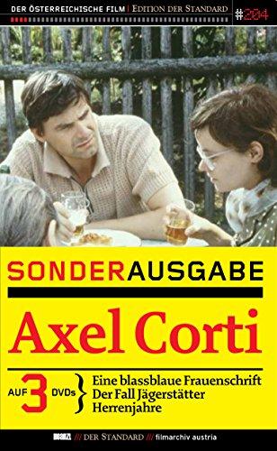 Axel Corti DVD-Set