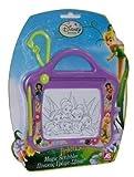 Disney Fairies / Tinkerbell: Travel Mini Magic Scribbler / Drawing Board / Magnetic Board / Doodle