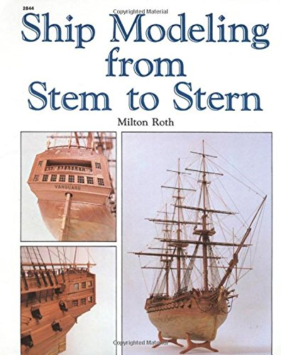 Ship Modeling From Stem To Stern front-1029213