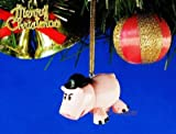 *A534 Decoration Ornament Xmas Tree Home Decor Disney Toy Story Hamm with Hat Toy Model (Original from TheBestMoment @ Amazon)