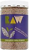 Raw Health Organic White Chia Seeds 450 G