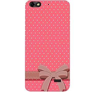 Casotec Gift Design Hard Back Case Cover for Huawei Honor 4C