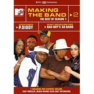 MTV - Making the Band 2 - The Best of Season 1 movie