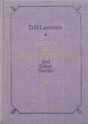 an examination of the odour of chrysanthemums by d h lawrence Odour of chrysanthemums by d h lawrence short story full unabridged audiobook  odour of chrysanthemums by d h lawrence - duration:  odour of chrysanthemums by dhlawrence.