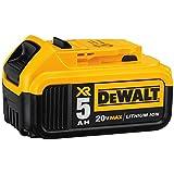 DEWALT DCB205-2CK 20V Max 5.0Ah Starter Kit with 2 Batteries,