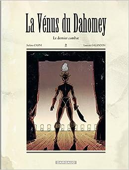 La Vénus de Dahomey tome 2
