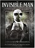 The Invisible Man: The Complete Legacy Collecion