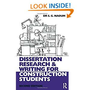 Construction dissertation research student writing - Fast Online Help