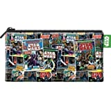 Star Wars Kids Childrens Boys Flat Pencil Case Stationary School Party Bag Gift