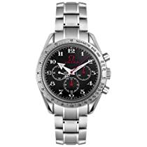 Discount Men's Watches - Omega Men's Speedmaster Broad Arrow Olympic Edition Automatic Chronograph Watch #3557.50.00