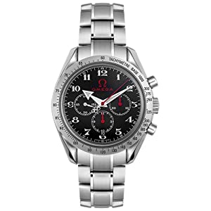 Omega Men's Speedmaster Broad Arrow Olympic Edition Automatic Chronograph Watch #3557.50.00