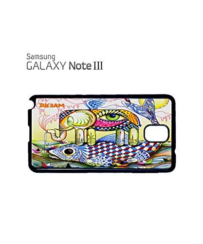 Imagination Dream Gish Mobile Phone Case Elephant Eyes Sam - GALAXY S3 S4 S5 Mini Note 2 3