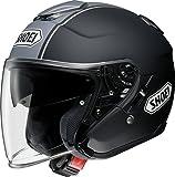 ショウエイ(SHOEI) バイクヘルメット ジェット J-Cruise CORSO(コルソ) TC-10(BLACK/SILVER) L(59cm)