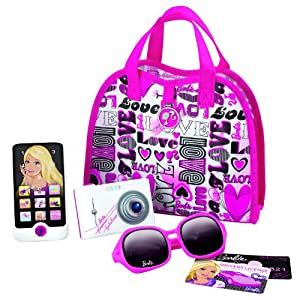 Barbie Purse Set, My Fab (Styles May Vary)