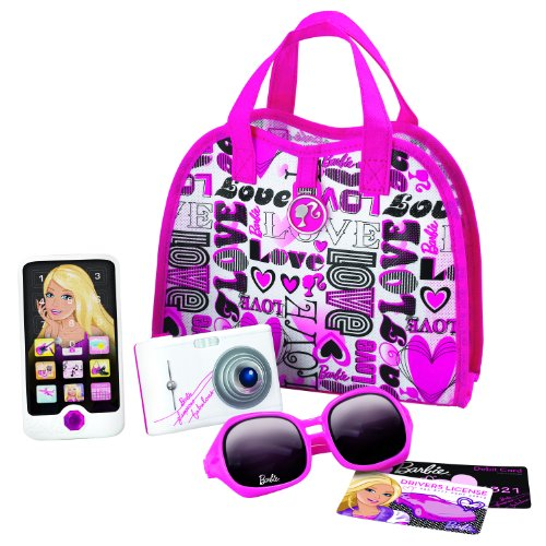 KIDdesigns, Inc Barbie Purse Set, My Fab