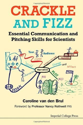 Crackle and Fizz: Essential Communication and Pitching Skills for Scientists by Caroline Van den Brul (2014) Paperback PDF
