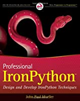 Professional IronPython Front Cover