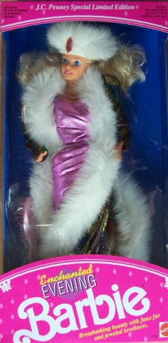 1991 Enchanted Evening Barbie
