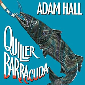 Quiller Barracuda: Quiller, Book 14 | [Adam Hall]