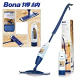 BonaKemi WM710013348 Hardwood-Floor Spray Mop with Replaceable Cleaner Cartridge