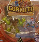 Gormiti Two Pack - Ancient Sentry & Quarry Sergeant of the Seas