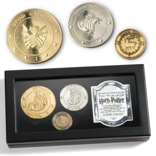 Harry-Potter-Gringotts-Bank-Coin-Collection