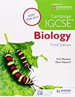 Cambridge IGCSE Biology, 3rd Edition Front Cover