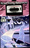 Walt Disney - The Story of Tron - 24 Page Full Color Book & Audio Cassette (Read-Along Adventure)