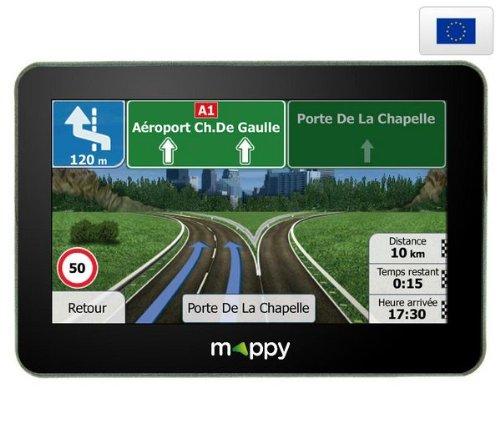 Mappy ULTI S549 GPS Eléments Dédiés à la Navigation Embarquée Europe Fixe, 16:9