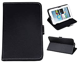 HOM Flip, Diary Leather Cover Pouch Stand For Notion Ink Cain 8 Tablet