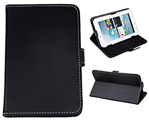 HOM Flip Case Cover Stand For Micromax Funbook Duo P310 Tablet