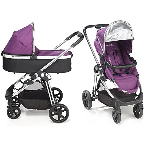 Mee-Go Glide All in One Pushchair (Purple)