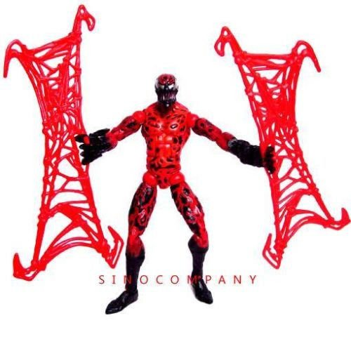 Gift Movie Toy Marvel Universe Spider-Man Classic CARNAGE 6in. Action Figure (Marvel Universe Carnage compare prices)