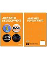 Arrested Development - Classics 4-Piece Button Set