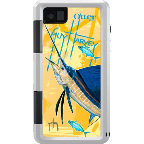 Special Sale OtterBox Armor Series Waterproof Case for iPhone 5 - Retail Packaging - Marine Harvey