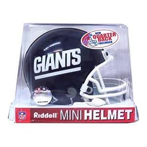 NFL Riddell New York Giants 1981-1999 Throwback Replica Mini Helmet by Riddell