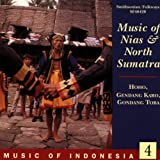 Indonesia V4 - Music of Nias & N. Sumatra Various