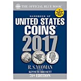 img - for Handbook of United States Coins 2017: The Official Blue Book, Paperbook Edition (Handbook of United States Coins (Paper)) book / textbook / text book