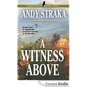 A Witness Above (Frank Pavlicek Mystery Series Book 1) (English Edition)