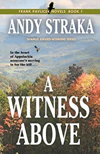 (FREE on 9/5) A Witness Above by Andy Straka - http://eBooksHabit.com