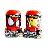 Bonka Zonks. Bundlle Set Of Iron Man & Spider Man