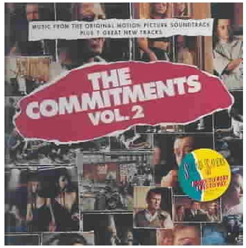 COMMITMENTS - The Commitments Vol 2 - Zortam Music